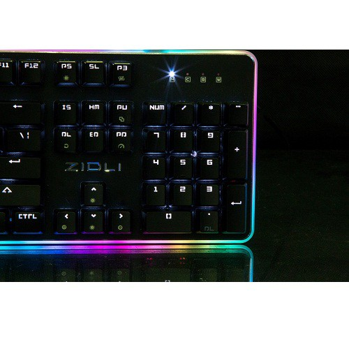 [Mã ELMS5 giảm 7% đơn 300k] Bàn phím gaming Zidli ZK11