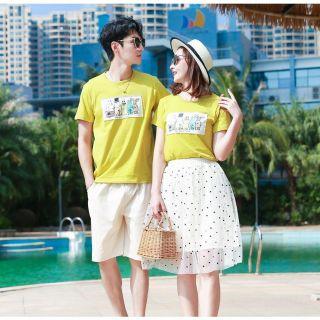 Áo thun gia đình 💥FREESHIP💥 Áo cotton gia đình hàng thiết kế giá rẻ có đủ size [áo gia đình]