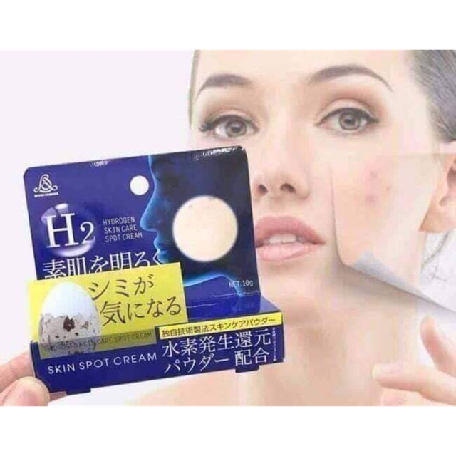 Kem trị nám H2 Hydroen Skin Care Spot