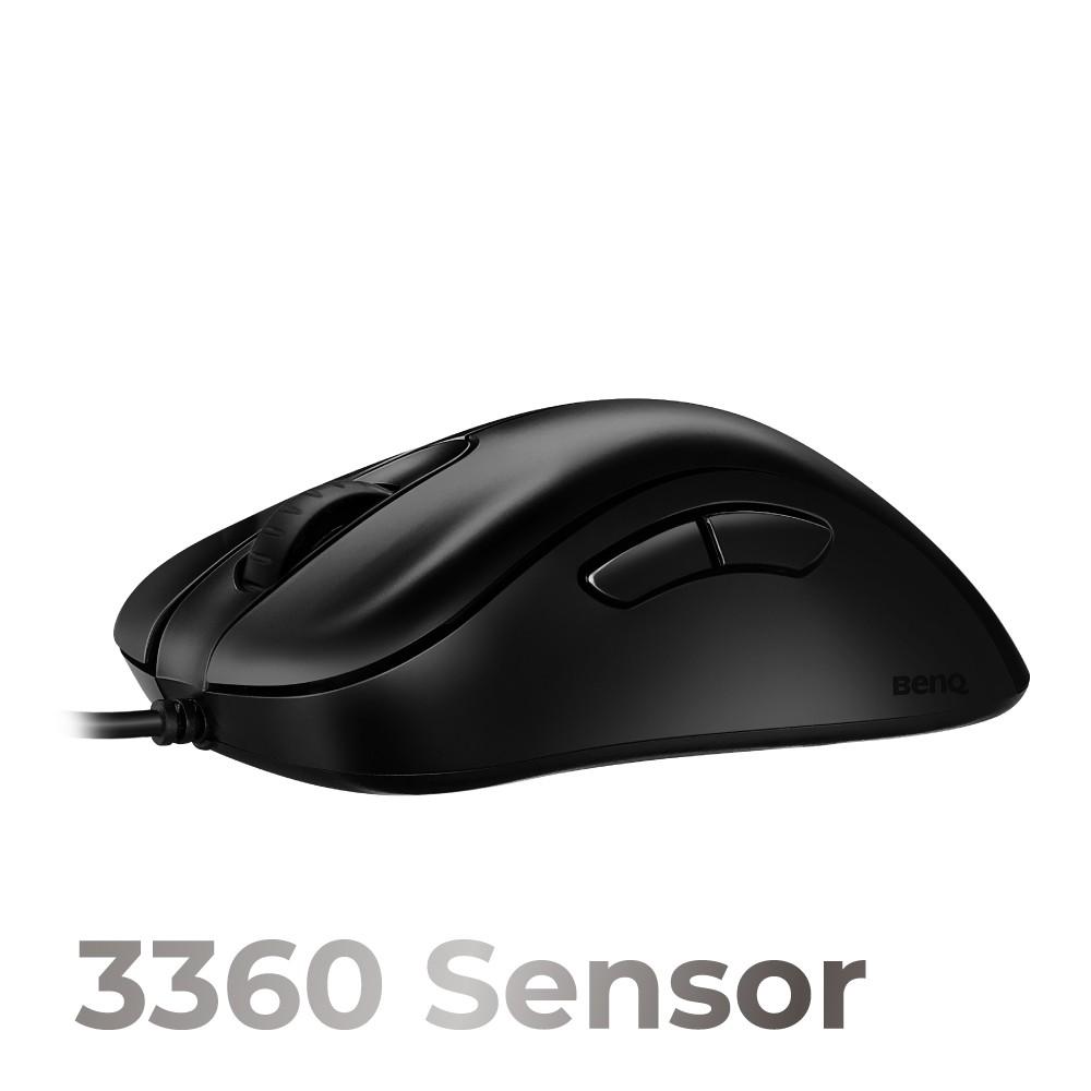 Chuột BenQ ZOWIE EC1 - 3360 Sensor chuyên eSports Gaming FPS - Cỡ lớn (PUBG, CS:GO, Fortine...)