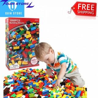 Đồ Chơi LEGO I Đồ Chơi Lego 1000 Chi Tiết Giúp Bé Phát Huy Trí Sáng Tạo