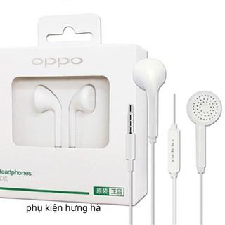 [Mã ELFLASH5 giảm 20K đơn 50K] Tai nghe có dây nhét tai Oppo thích hợp tất cả các dòng máy oppo
