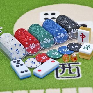 Bộ Trò Chơi Board Game Mahjong