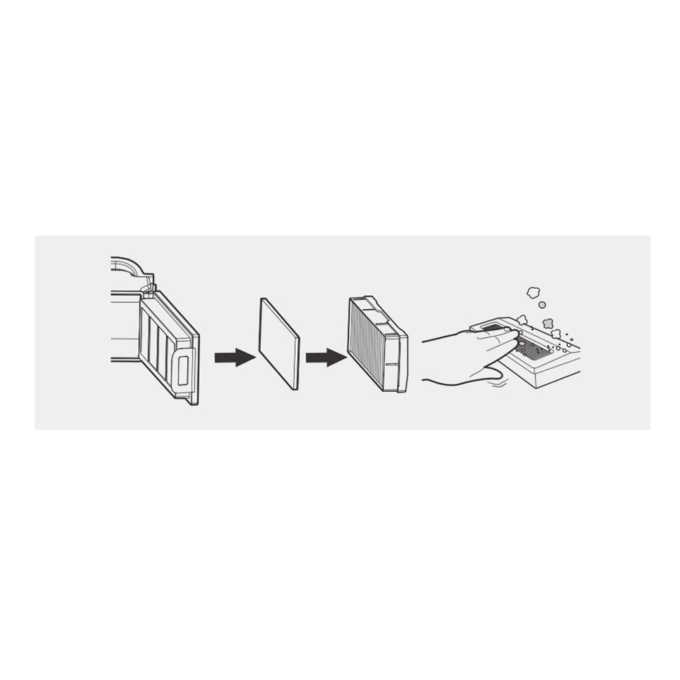 PHỤ KIỆN THAY THẾ - ROBOT ECOVACS DD35/ECOVACS DEEBOT 600
