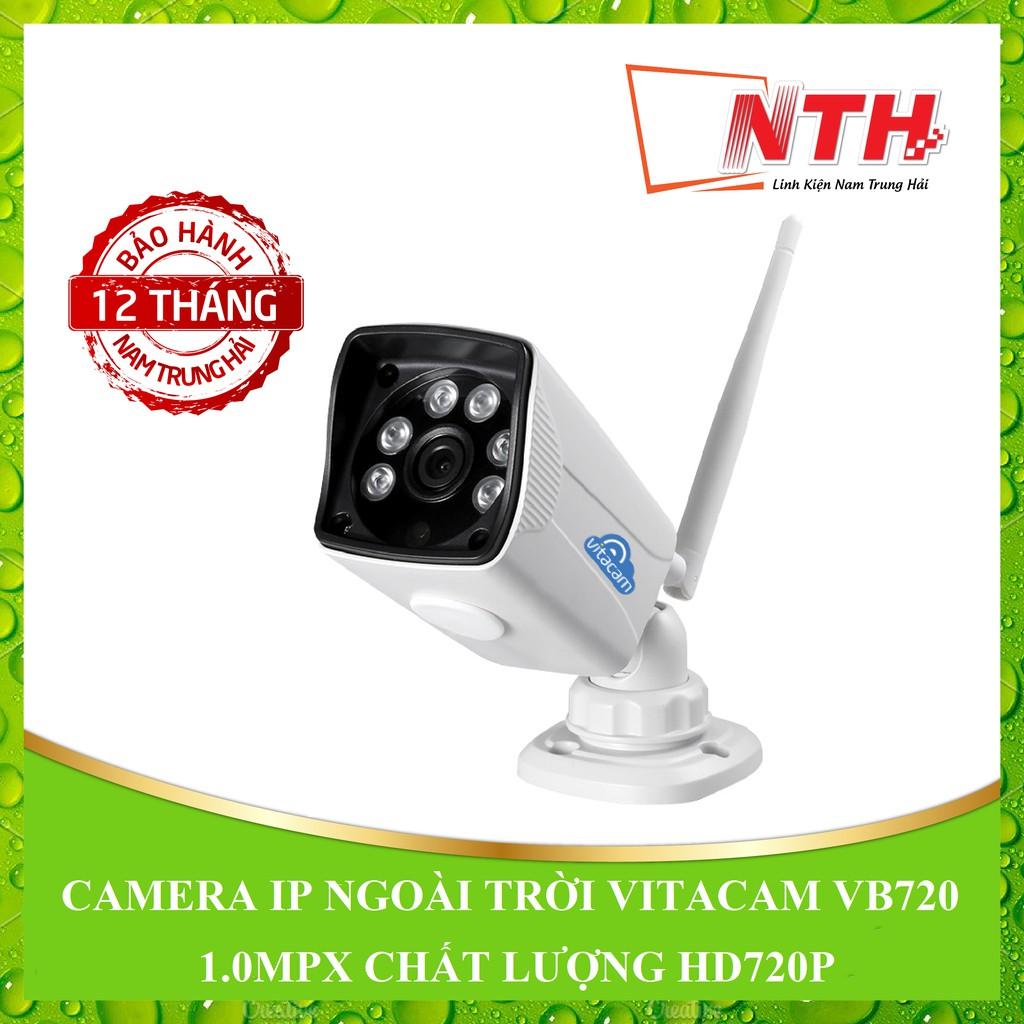 [NTH] CAMERA IP NGOÀI TRỜI VITACAM VB720 - 1.0MPX CHẤT LƯỢNG HD720P, LẮP ĐẶT DỄ DÀNG - 2644997 , 559601031 , 322_559601031 , 920000 , NTH-CAMERA-IP-NGOAI-TROI-VITACAM-VB720-1.0MPX-CHAT-LUONG-HD720P-LAP-DAT-DE-DANG-322_559601031 , shopee.vn , [NTH] CAMERA IP NGOÀI TRỜI VITACAM VB720 - 1.0MPX CHẤT LƯỢNG HD720P, LẮP ĐẶT DỄ DÀNG