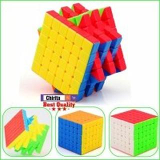 (MIỄN PHÍ VẬN CHUYỂN) Rubik 6×6 MF6 xoay trơn, không kẹt rít, độ bền cao có sách hướng dẫn. Rubik 6 tầng cao cấp,