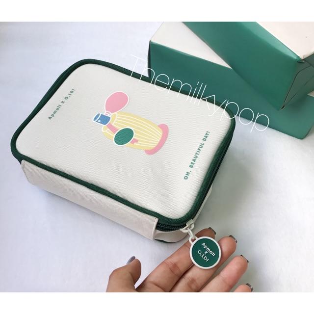 Túi đựng mỹ phẩm Amore Pacific (fullbox) - 2720075 , 1041457362 , 322_1041457362 , 150000 , Tui-dung-my-pham-Amore-Pacific-fullbox-322_1041457362 , shopee.vn , Túi đựng mỹ phẩm Amore Pacific (fullbox)