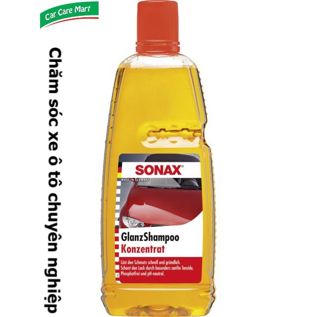 [RẺ VÔ ĐỊCH] Nước rửa xe oto đậm đặc 1000ml - Sonax gloss shampoo concentrate - 2849805 , 504709691 , 322_504709691 , 150000 , RE-VO-DICH-Nuoc-rua-xe-oto-dam-dac-1000ml-Sonax-gloss-shampoo-concentrate-322_504709691 , shopee.vn , [RẺ VÔ ĐỊCH] Nước rửa xe oto đậm đặc 1000ml - Sonax gloss shampoo concentrate