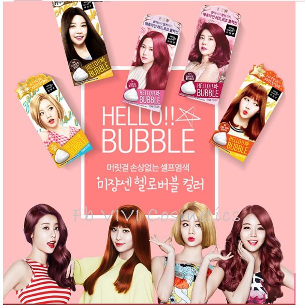 CÓ SẴN Nhuộm tóc dạng bọt Mise En Scene Hello Bubble Foam Color - 3211767 , 683746999 , 322_683746999 , 195000 , CO-SAN-Nhuom-toc-dang-bot-Mise-En-Scene-Hello-Bubble-Foam-Color-322_683746999 , shopee.vn , CÓ SẴN Nhuộm tóc dạng bọt Mise En Scene Hello Bubble Foam Color