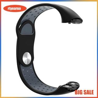 Dây đeo thay thế họa tiết thời trang dành cho đồng hồ thông minh Samsung Galaxy Fit Sm-R370