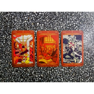 Bài Tarot Oze69 The Watchers phiên bản bỏ túi