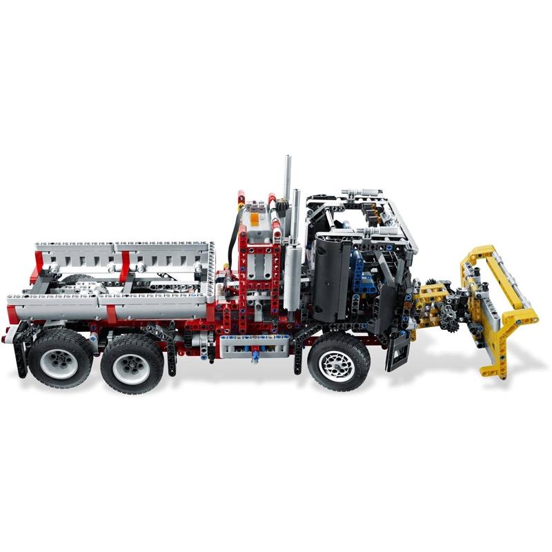 Lepin 20059 Technic Logging Truck Building Blocks Compatible with Lego 9397 Batt