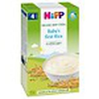 Bột Gạo ăn dặm Nhũ Nhi HiPP 200g- cho bé hay bị nấc cục và tiêu chảy từ 4 tháng tuổi