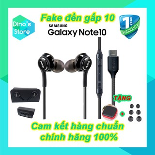 Tai nghe Samsung Note 10 Note 10 Plus AKG chân Type C - Tai nghe AKG - cam kết zin BÓC MÁY NEW 100%