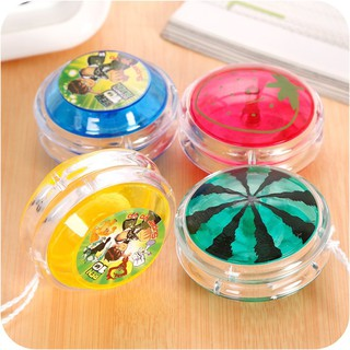 Dazzle Yoyo Ball Boy Professional Toys Luminous Children's Toys Birthday Gift
