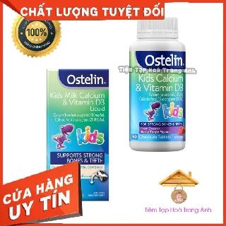 Free Ship Canxi Ostelin cho bé