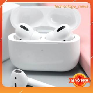 [Sỉ] Tai nghe Bluetooth Airpods Pro Cao cấp full chức năng định vị, đổi tên, chống ổn, cảm ứng đa điểm
