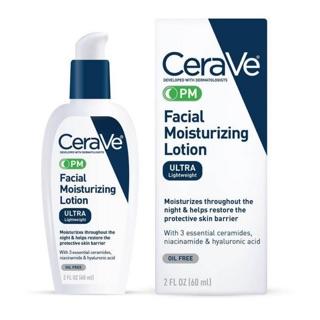 Kem dưỡng CeraVe Facial Moisturizing Lotion PM 4% Niacinamide thumbnail