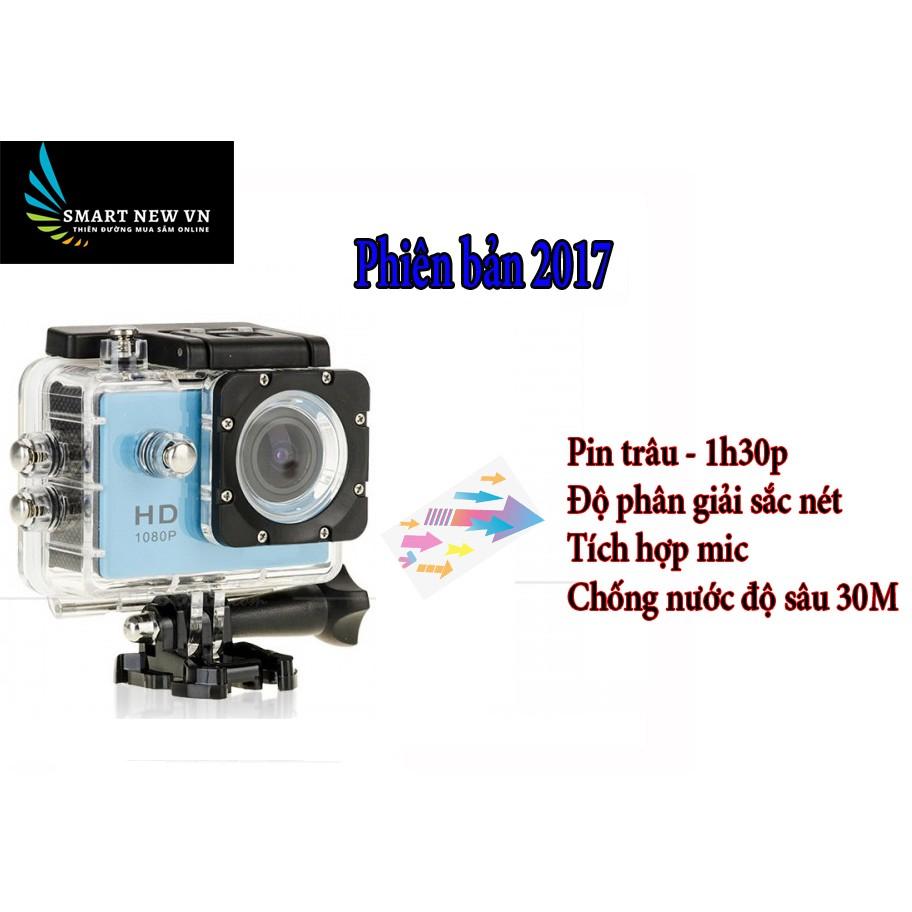Camera Hành Trình Thể Thao Full HD 1080P Camera Sports A9 - LCD 1.5