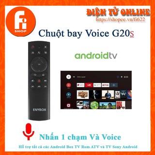 Yêu ThíchChuột Bay G20S Voice 1 Chạm Enybox