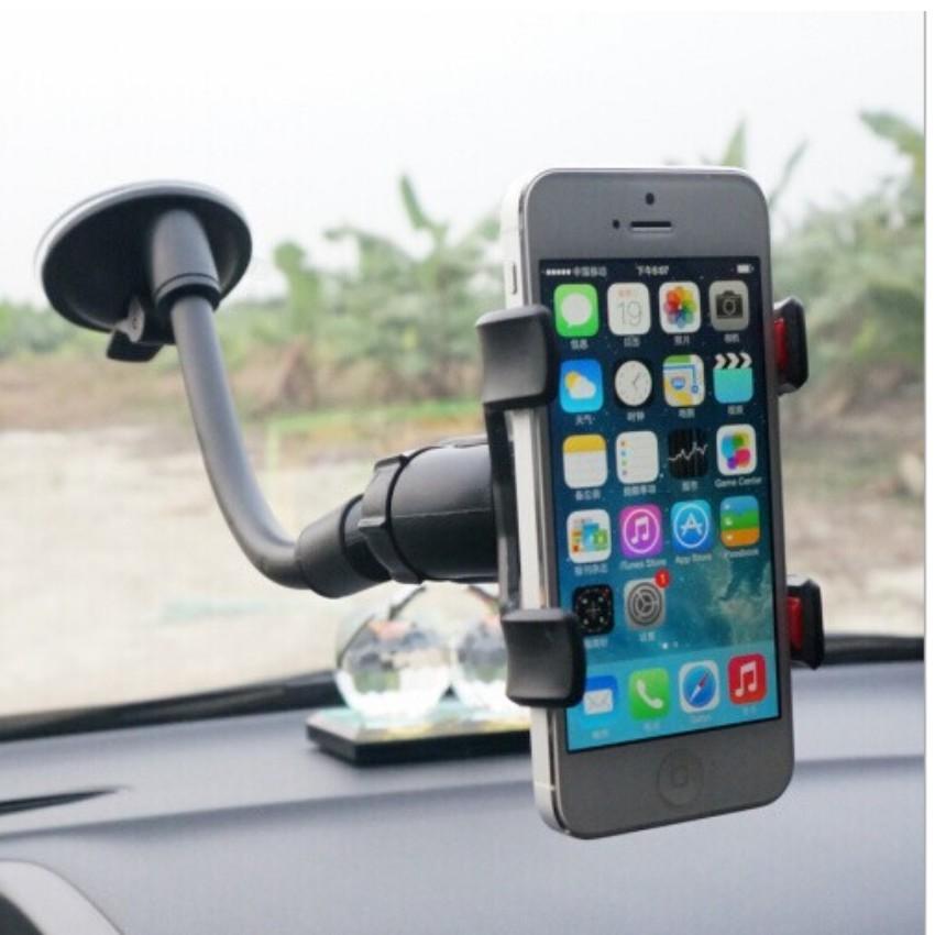 Giữ điện thoại  xoay 360 độ chân hít chân không tiện ích TL 349-1