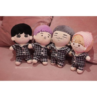 Outfit doll Pyjama cute