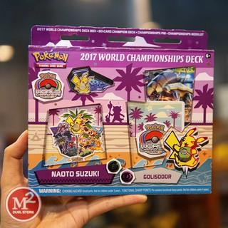 Bộ thẻ bài của Nhà vô địch Thế giới 2017: Golisodor – Côn Trùng Có Độc