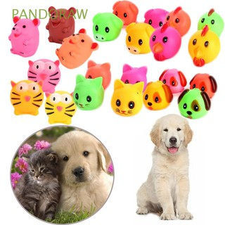 Funny Interactive Pet Supply Rubber Sound Screaming Pet Chew Toys