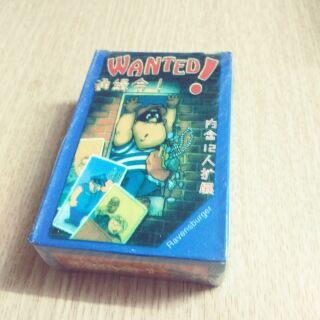 Board game Truy nã- Wanted