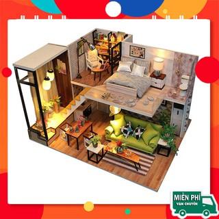 Mô hình nhà DiY biệt thự đẹp, Kích thích sự sáng tạo, Tạo điểm nhấn cho ngôi nhà bạn