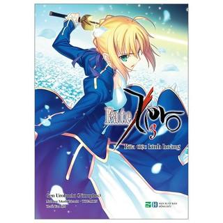 Sách - Fate/zero 3 - Bữa Tiệc Kinh Hoàng