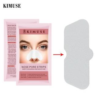 Miếng dán lột mụn KIMUSE giúp làm sạch sâu và giữ ẩm cho da