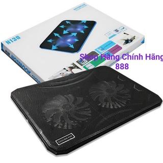 Đế Tản Nhiệt Laptop Partner N130 - Fan Led Thiết kế thời trang thumbnail