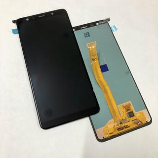 Màn hình Samsung A7 2018/A750 Zin hãng ĐEN