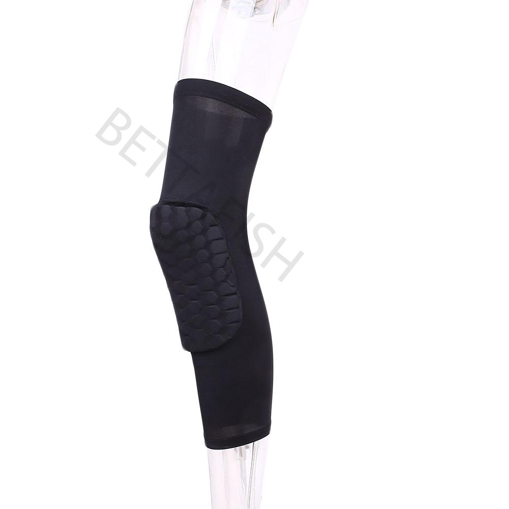 Leg Sleeves Basketball Safety Anti Collision Knee Protective Strap M Size