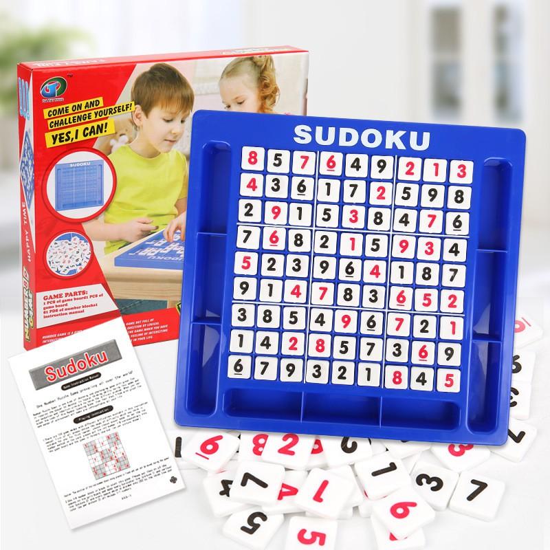 Bộ Đồ Chơi Toán Học Sudoku Thông Minh