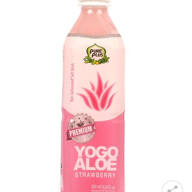 Nước Yogurt Nha Đam Pure Plus Vị Dâu Chai 500ML - 2578727 , 855711250 , 322_855711250 , 37000 , Nuoc-Yogurt-Nha-Dam-Pure-Plus-Vi-Dau-Chai-500ML-322_855711250 , shopee.vn , Nước Yogurt Nha Đam Pure Plus Vị Dâu Chai 500ML