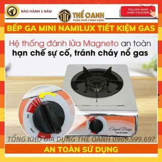 Bếp ga đơn⚡AN TOÀN⚡ Bếp gas mini Namilux NA300