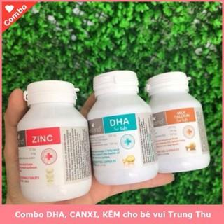 [CHỌN SẢN PHẨM]CANXI,DHA,KẼM ZINC BIO thumbnail