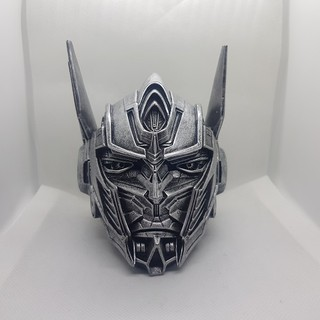 Mô hình đầu Transformer 5 – Đá Tổng Hợp Polystone – Gạt tàn thuốc