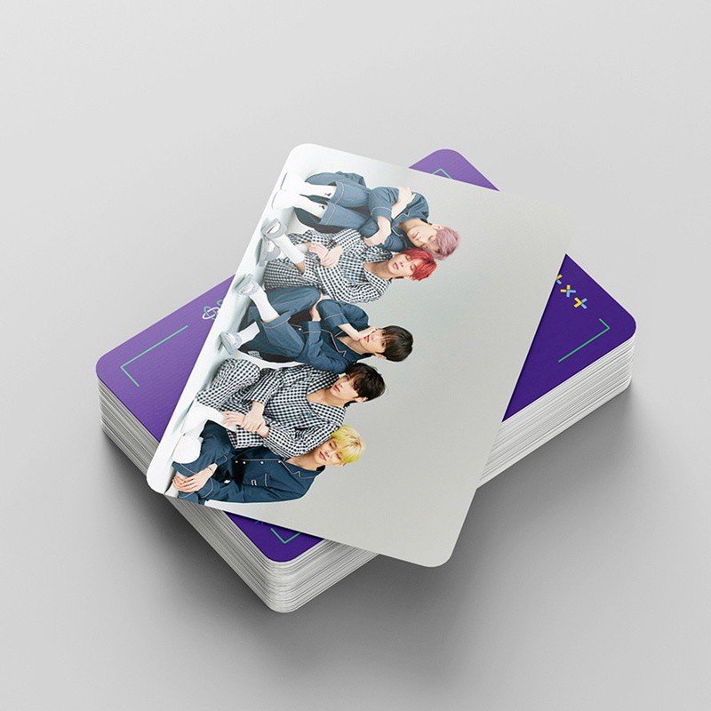 Wu929_5511185 Huaming POLAROID Bộ Ảnh Lomo Card Nhóm Nhạc Txt The Dream