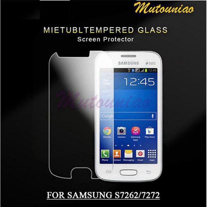 2 Miếng Dán Cường Lực Cho Samsung Galaxy Star Pro S7262