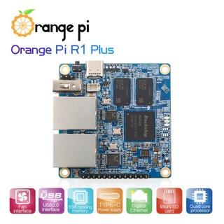 Máy tính nhúng Orange Pi R1 Plus RK3328 1GB RAM 2 cổng LAN 1GB tai3 thumbnail