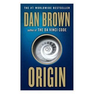 Sách Ngoại văn: Origin (Nguồn cội)