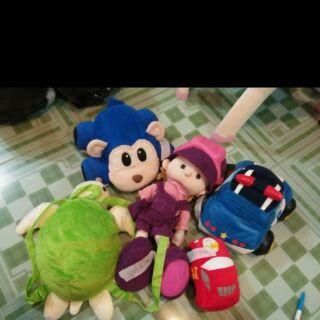 Sét đồ chơi của Cat Tuong