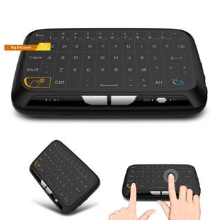 Bàn Phím Không Dây H18 2.4ghz Mini Cho Pc Laptop Smart Android Tv thumbnail