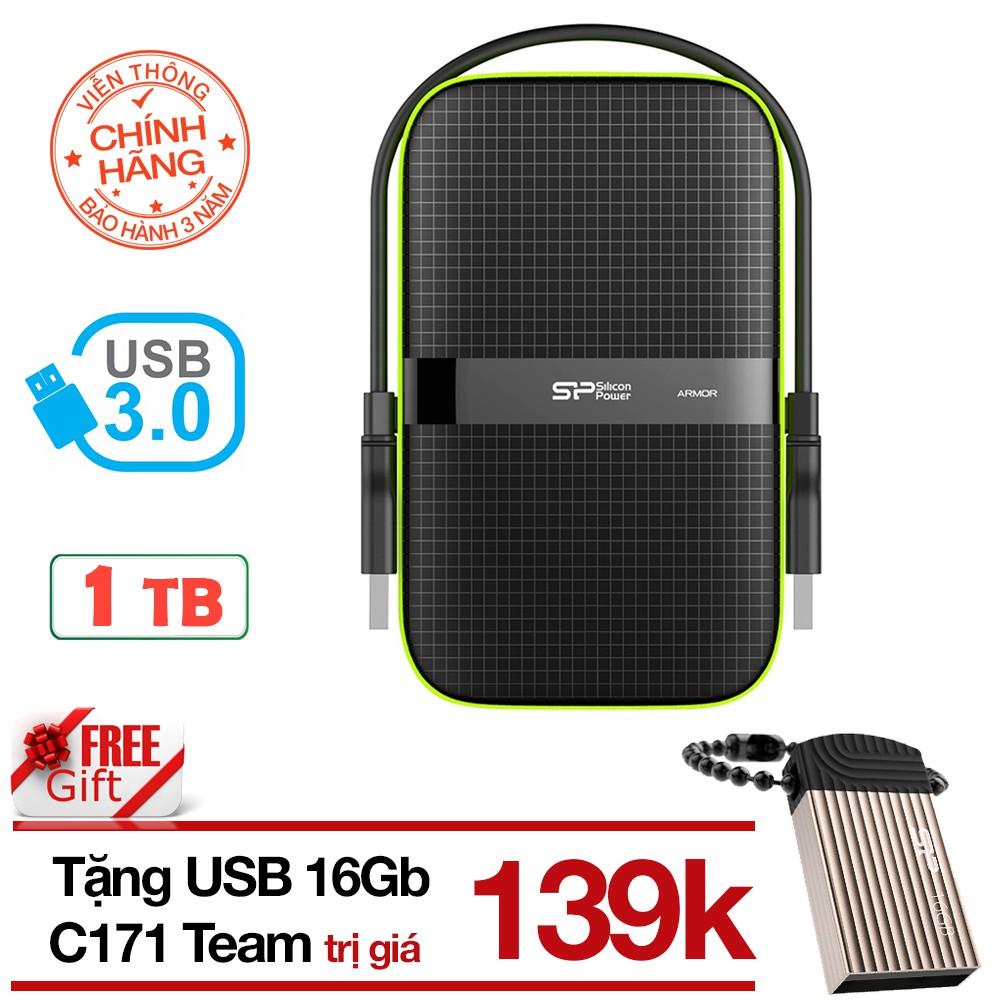 Ổ cứng di động 1TB 3.0 chống sốc Silicon Armor A60 tặng USB 16Gb Silicon T20 chống nước - Hãng phân - 2728968 , 1098939325 , 322_1098939325 , 1659000 , O-cung-di-dong-1TB-3.0-chong-soc-Silicon-Armor-A60-tang-USB-16Gb-Silicon-T20-chong-nuoc-Hang-phan-322_1098939325 , shopee.vn , Ổ cứng di động 1TB 3.0 chống sốc Silicon Armor A60 tặng USB 16Gb Silicon