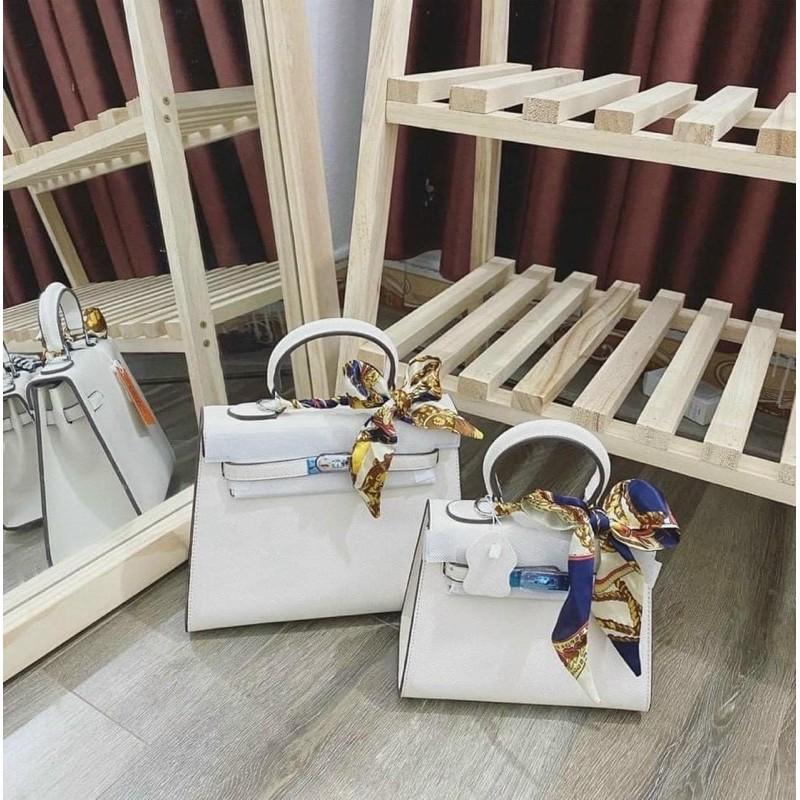 Túi quai size 25 ,21 (ko hộp) tang bạc