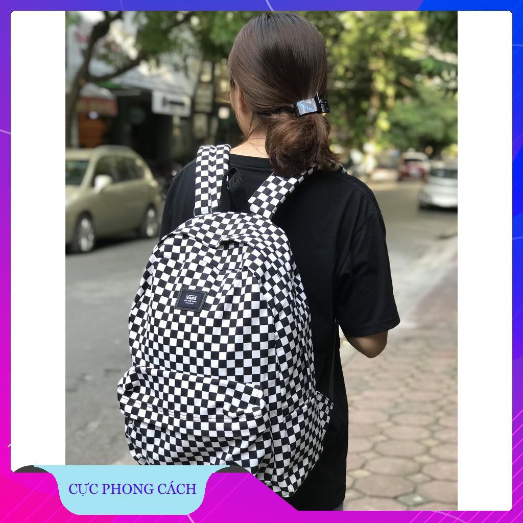 Balo Backpack Vans Old Skool Checkerboard [Giảm Giá Sốc] - 21784176 , 2876153756 , 322_2876153756 , 2000000 , Balo-Backpack-Vans-Old-Skool-Checkerboard-Giam-Gia-Soc-322_2876153756 , shopee.vn , Balo Backpack Vans Old Skool Checkerboard [Giảm Giá Sốc]