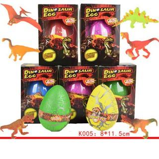 zorr-Đồ chơi trứng khủng long nở ra thần kì 8 * 11.5cm-g7pb